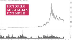 Биржевые пузыри. История потерь. Фондовые рынки, металлы, биткоин